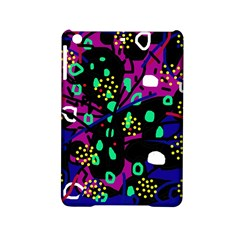 Abstract Colorful Chaos Ipad Mini 2 Hardshell Cases by Valentinaart