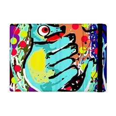 Abstract Animal Apple Ipad Mini Flip Case by Valentinaart