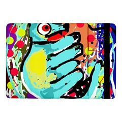 Abstract Animal Samsung Galaxy Tab Pro 10 1  Flip Case by Valentinaart