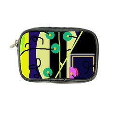 Crazy Abstraction By Moma Coin Purse by Valentinaart