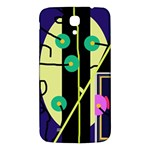Crazy abstraction by Moma Samsung Galaxy Mega I9200 Hardshell Back Case Front