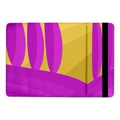 Yellow And Magenta Landscape Samsung Galaxy Tab Pro 10 1  Flip Case by Valentinaart