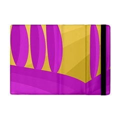 Yellow And Magenta Landscape Ipad Mini 2 Flip Cases by Valentinaart