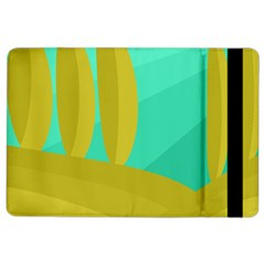 Green And Yellow Landscape Ipad Air 2 Flip by Valentinaart