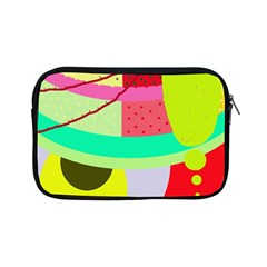 Colorful Abstraction By Moma Apple Ipad Mini Zipper Cases by Valentinaart