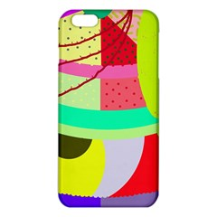 Colorful Abstraction By Moma Iphone 6 Plus/6s Plus Tpu Case by Valentinaart