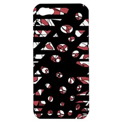 Red Freedam Apple Iphone 5 Hardshell Case