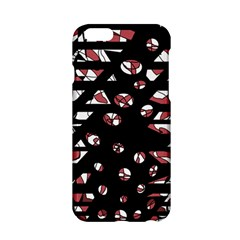 Red Freedam Apple Iphone 6/6s Hardshell Case by Valentinaart