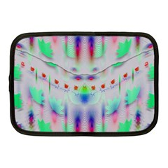 Rainbows In The Moonshine Netbook Case (medium)  by pepitasart