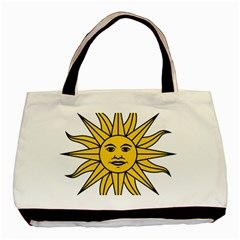 Uruguay Sun Of May Basic Tote Bag