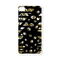 Green Freedom Apple Iphone 4 Case (white) by Valentinaart