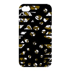 Green Freedom Apple Iphone 4/4s Premium Hardshell Case by Valentinaart
