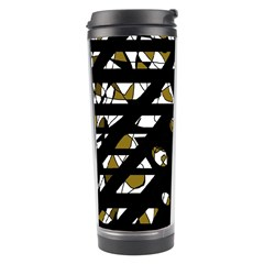 Green Freedom Travel Tumbler by Valentinaart