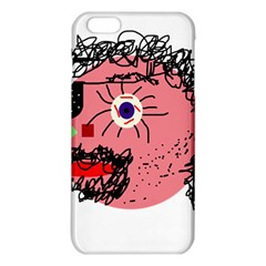 Abstract Face Iphone 6 Plus/6s Plus Tpu Case by Valentinaart