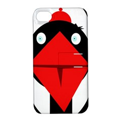 Duck Apple Iphone 4/4s Hardshell Case With Stand by Valentinaart