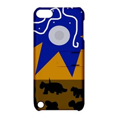 Decorative Abstraction Apple Ipod Touch 5 Hardshell Case With Stand by Valentinaart