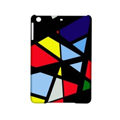 Colorful Geomeric Desing Ipad Mini 2 Hardshell Cases by Valentinaart