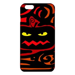 Halloween Pumpkin Iphone 6 Plus/6s Plus Tpu Case by Valentinaart