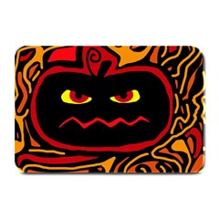 Halloween Decorative Pumpkin Plate Mats by Valentinaart