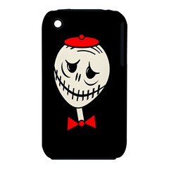 Halloween Monster Apple Iphone 3g/3gs Hardshell Case (pc+silicone) by Valentinaart