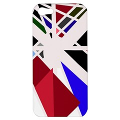 Decorative Flag Design Apple Iphone 5 Hardshell Case by Valentinaart