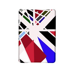 Decorative Flag Design Ipad Mini 2 Hardshell Cases by Valentinaart