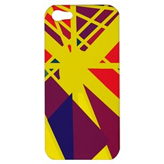 Hot Abstraction Apple Iphone 5 Hardshell Case