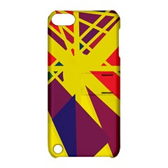 Hot Abstraction Apple Ipod Touch 5 Hardshell Case With Stand by Valentinaart
