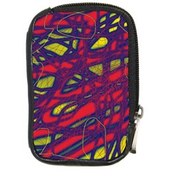 Abstract High Art Compact Camera Cases