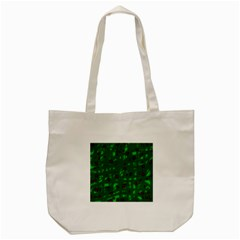Green  Tote Bag (cream) by Valentinaart