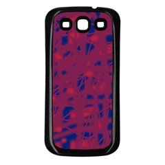 Decor Samsung Galaxy S3 Back Case (black) by Valentinaart
