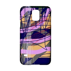 Abstract High Art By Moma Samsung Galaxy S5 Hardshell Case