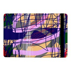 Abstract High Art By Moma Samsung Galaxy Tab Pro 10 1  Flip Case by Valentinaart