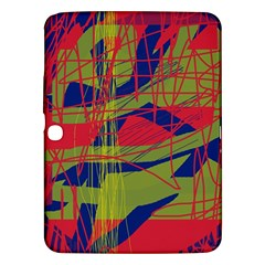 High Art By Moma Samsung Galaxy Tab 3 (10 1 ) P5200 Hardshell Case  by Valentinaart