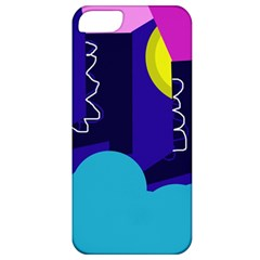 Walking On The Clouds  Apple Iphone 5 Classic Hardshell Case by Valentinaart