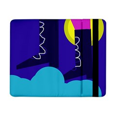 Walking On The Clouds  Samsung Galaxy Tab Pro 8 4  Flip Case by Valentinaart