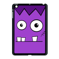 Halloween Frankenstein   Purple Apple Ipad Mini Case (black) by Valentinaart