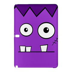 Halloween Frankenstein   Purple Samsung Galaxy Tab Pro 10 1 Hardshell Case by Valentinaart