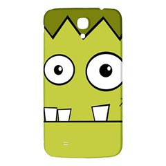 Halloween Frankenstein  Yellow Samsung Galaxy Mega I9200 Hardshell Back Case