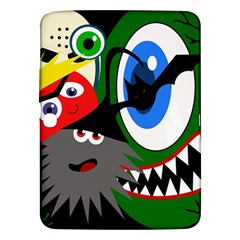 Halloween Monsters Samsung Galaxy Tab 3 (10 1 ) P5200 Hardshell Case  by Valentinaart
