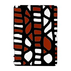 Red Decor Samsung Galaxy Note 10 1 (p600) Hardshell Case
