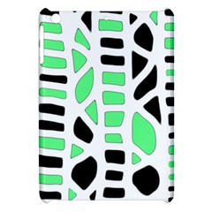 Light Green Decor Apple Ipad Mini Hardshell Case by Valentinaart