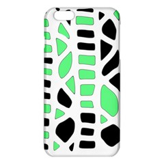 Light Green Decor Iphone 6 Plus/6s Plus Tpu Case by Valentinaart