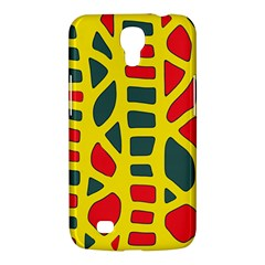 Yellow, Green And Red Decor Samsung Galaxy Mega 6 3  I9200 Hardshell Case by Valentinaart