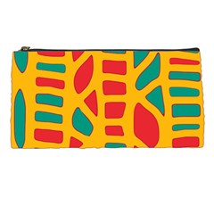 Abstract Decor Pencil Cases by Valentinaart