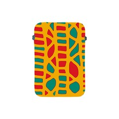 Abstract Decor Apple Ipad Mini Protective Soft Cases by Valentinaart