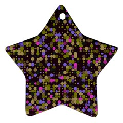 Dots                                                                                             			ornament (star) by LalyLauraFLM