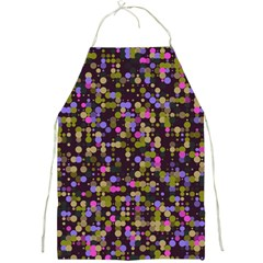 Dots                                                                                             			full Print Apron by LalyLauraFLM