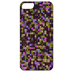 Dots                                                                                            			apple Iphone 5 Classic Hardshell Case by LalyLauraFLM