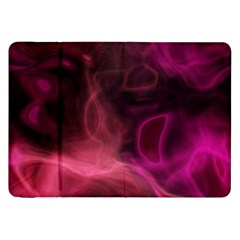 Pink Red Texture                                                                                             			samsung Galaxy Tab 8 9  P7300 Flip Case by LalyLauraFLM